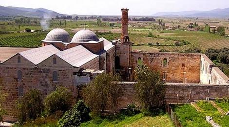 Isa Bey Mosque in Selcuk near Ephesus