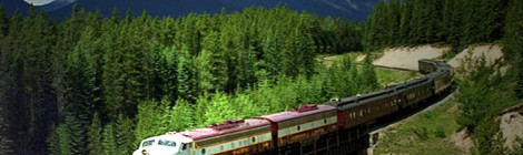 Longest rail journey in the world - the famous Trans Siberian